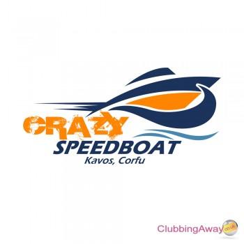 Crazy Speedboat | Kavos 2017 | E-TICKET