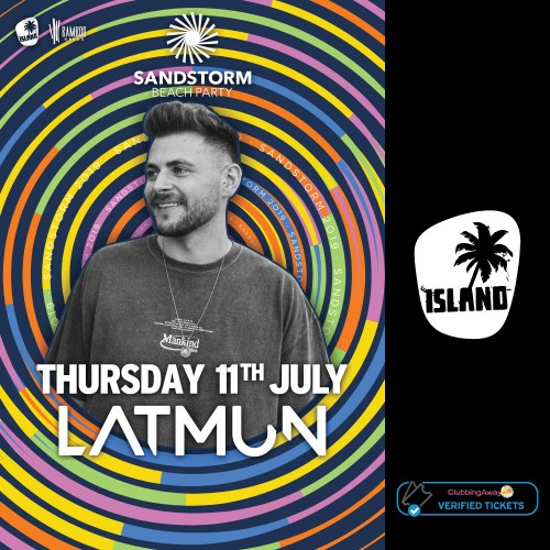 Sandstorm Beach Party - 11th July 2019 - LATMUN