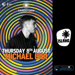 Sandstorm Beach Party - 8th August 2019 - MICHAEL BIBI
