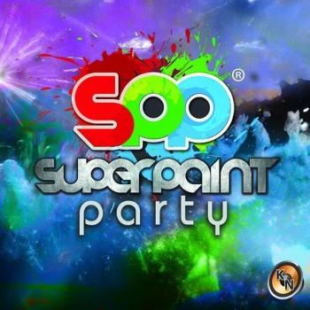 Super Paint Party | Kavos 2016 | E-Ticket